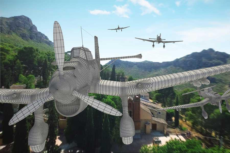 raton-vela-aviones-corto